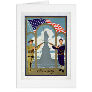 For Liberty (US02083) Card