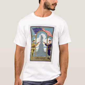 For Liberty (US02083) T-Shirt