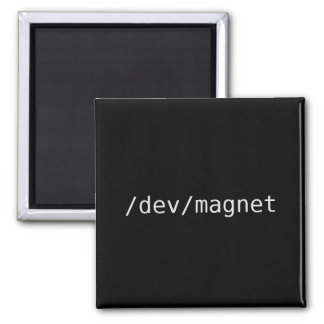 For Linux geeks: the magnet device