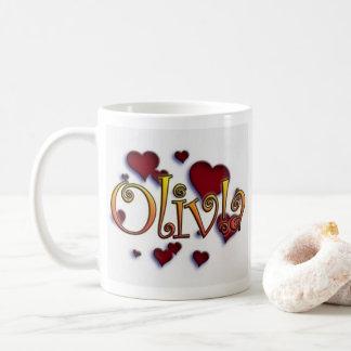 For Mug Olivia