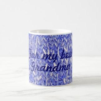 For my best Grandma - Mug