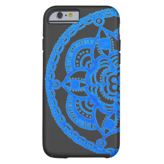 For My Brother Mandala Tough iPhone 6 Case