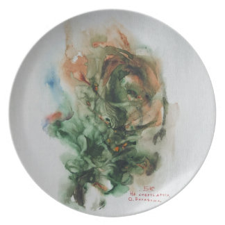 For my Friend O Barabash Plate