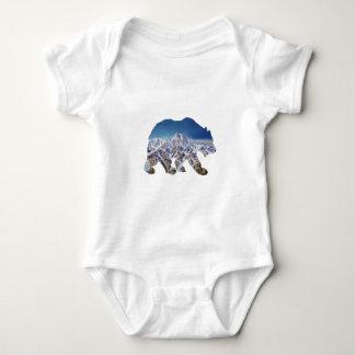 FOR NEW TERRAIN BABY BODYSUIT