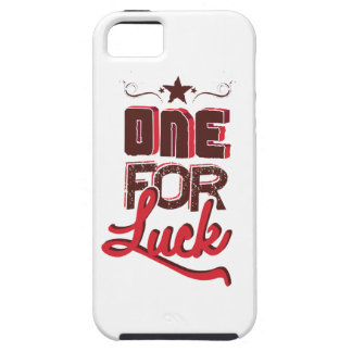 For One luck iPhone 5 Covers