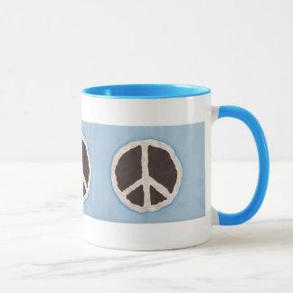 For peace chocolate peace pie mugs