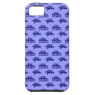 For Perfect gift maths to lover - Blue model Case For The iPhone 5