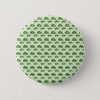 For Perfect gift maths to lover - Green model 6 Cm Round Badge