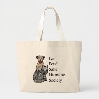 For Pets Sake Cortez Jumbo Tote