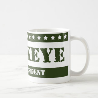 For President Radar Coffee Mug