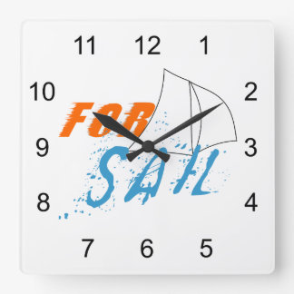 For Sail Wallclocks