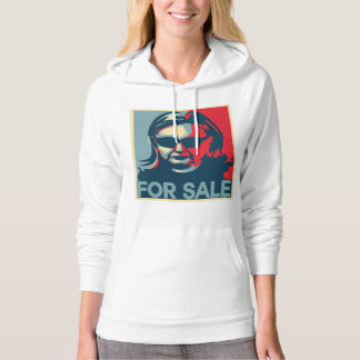 FOR SALE Anti-Hillary Clinton Hoodie