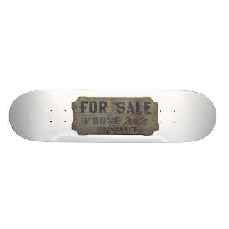 for sale custom skate board