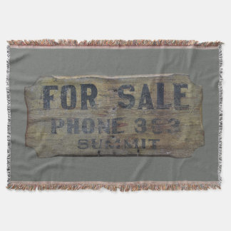 for sale throw blanket