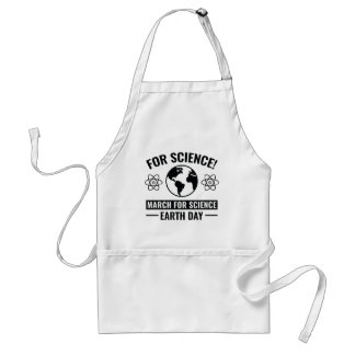 For Science! Standard Apron