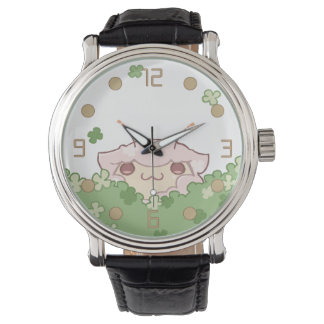 For sheep semi clock 1 adult watch