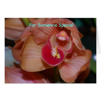 For Someone Special Greeting Card