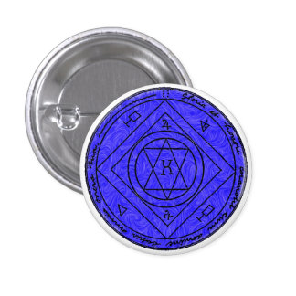 For Success in Trade 3 Cm Round Badge