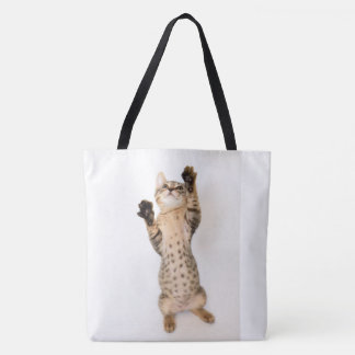 For the Amusement of Cats: Playful Charlie Tote