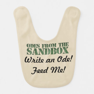 For the baby waiting at home... bib