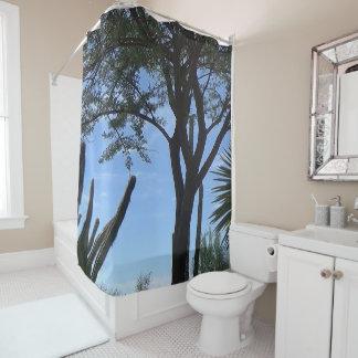 For the Bathroom Shower Curtain