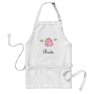 For the Bride Standard Apron