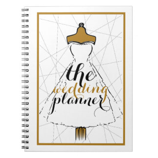 For the bride-to-be! spiral note books