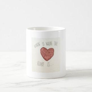 For the crocheter/knitter coffee mug
