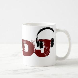 for the DJ Coffee Mug