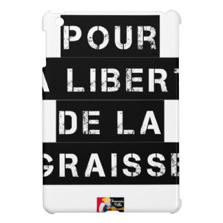 For the FREEDOM OF GREASE - Word game Case For The iPad Mini