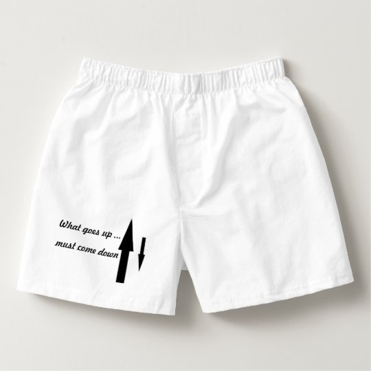 """For the Groom"" (Funny)  Boxercraft Cotton Boxers"