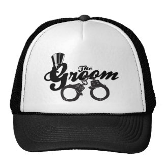 For The Groom Hat