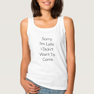 For the Introvert Singlet