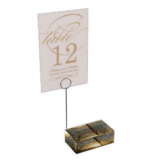 For the Kitchen Place Card Holder