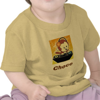 For the little monkey... t shirts