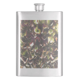 For The Love Of Autumn Hip Flask