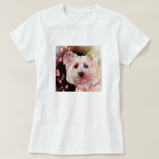 For the Love of Cairns White T Shirt