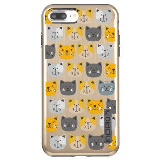 For the Love of Cats Incipio DualPro Shine iPhone 8 Plus/7 Plus Case