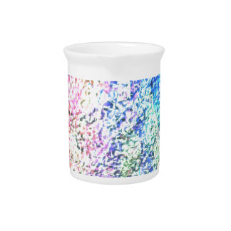 For the Love of Colour - Kaleidoscope Pastel Pitcher