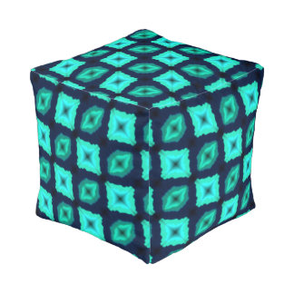 For the Love of Decor - Foot Stool Pouf