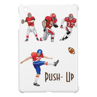For the love of football iPad mini cases