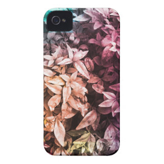 For the Love of Giving - Multi Floral iPhone 4 Case-Mate Cases