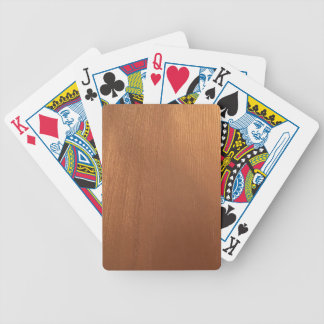 For the Love of Metallics - Copper Glimmer Bicycle Playing Cards