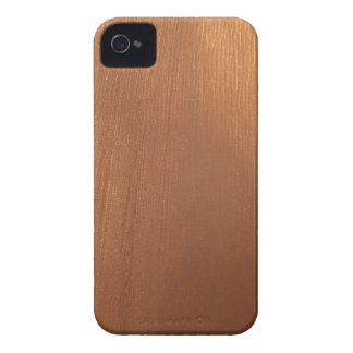 For the Love of Metallics - Copper Glimmer iPhone 4 Cases