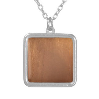 For the Love of Metallics - Copper Glimmer Silver Plated Necklace