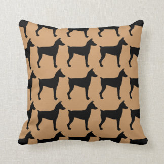 For the Love of Miniature Pinschers Cushion