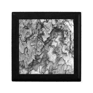 For the Love of Nature - Black & White Bark Gift Box