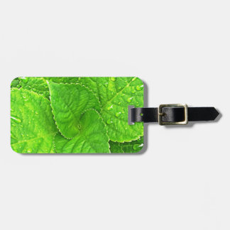 For the Love of Nature Luggage Tag