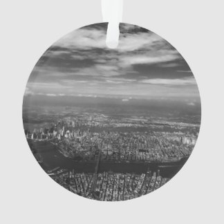 For the Love of NYC - Aerial View Ornament