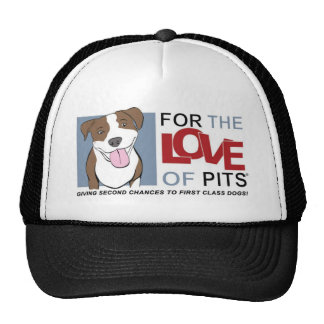 For the Love of Pits' Hat